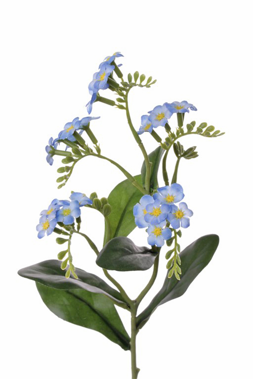 Artificial flowers and plants wholesale top art int artificial flowers and plants wholesale top art int detailansicht basics most natural forget me not myosotis x24 flrs 63 buds 6 leaves 36cm mightylinksfo